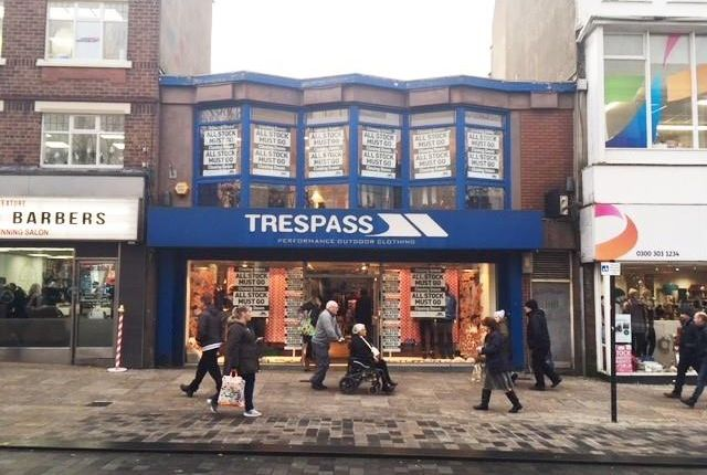 Thumbnail Retail premises to let in 3/4 Cheapside, Preston