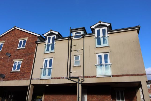 Thumbnail Flat to rent in Ashfield Road, Newbridge, Newport