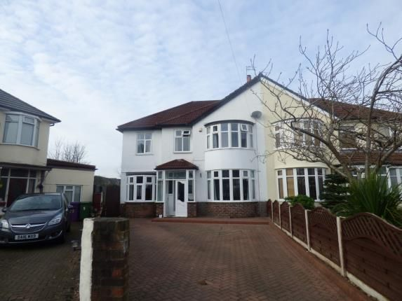 Thumbnail Semi-detached house for sale in Welbourne Road, Childwall, Liverpool, Merseyside