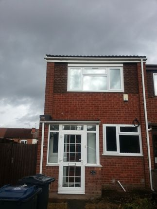 Thumbnail Terraced house to rent in Oxford Close, Birmingham