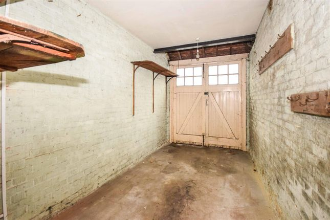 Garage of Orchard Avenue, New Malden KT3
