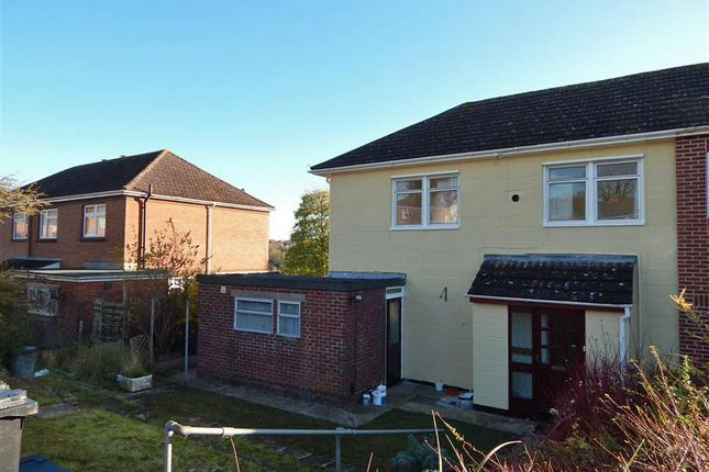 Thumbnail Semi-detached house to rent in Woodside Road, Salisbury, Wiltshire