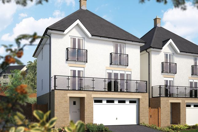 "Thumbnail Property for sale in ""The Haydon"" at Chard Road, Axminster"
