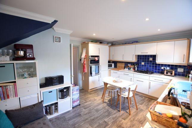 Kitchen of St Lawrence Mews, Eastbourne BN23