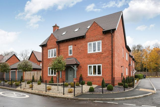 Thumbnail Detached house for sale in Thomas De Beauchamp Lane, Sutton Coldfield