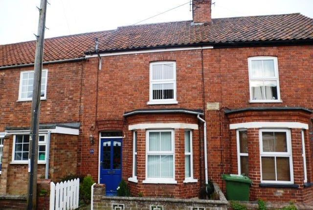 2 bed terraced house to rent in Caley Street, Heacham, King's Lynn