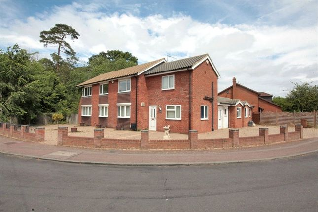 Thumbnail Detached house for sale in Fellowes Way, Stevenage, Hertfordshire