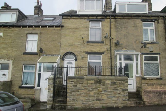 Thumbnail Terraced house to rent in Barnard Road, East Bowling