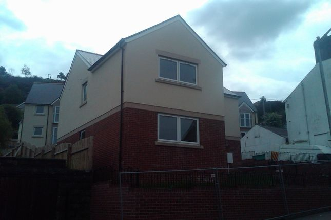 Thumbnail Detached house for sale in Clos Gwenallt, Alltwen, Pontardawe
