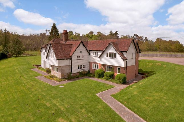 Thumbnail Detached house for sale in House With Annexe, Eridge Green, Nr Tunbridge Wells