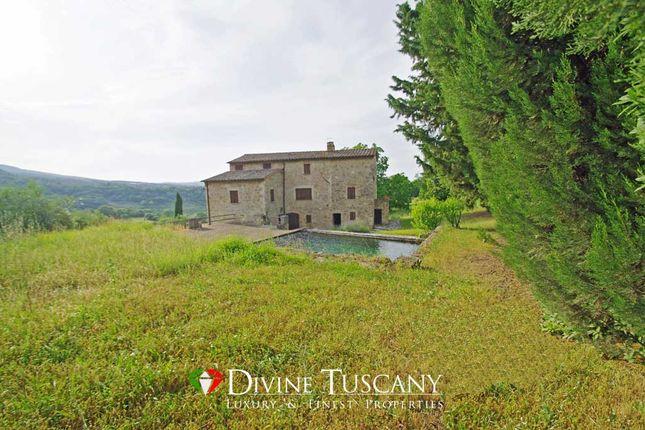 Via Della Rosa, Pienza, Siena, Tuscany, Italy