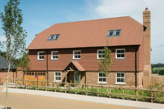 Thumbnail Property for sale in Upper Froyle, Hampshire