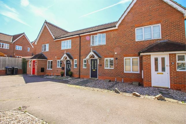 Thumbnail Terraced house for sale in Malkin Drive, Church Langley, Harlow, Essex