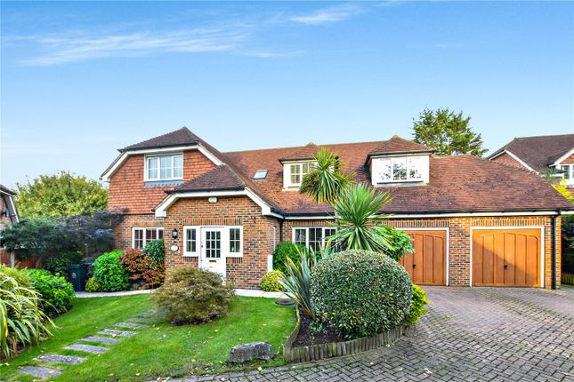 Thumbnail Detached house for sale in The Coppice, Bexley, Kent