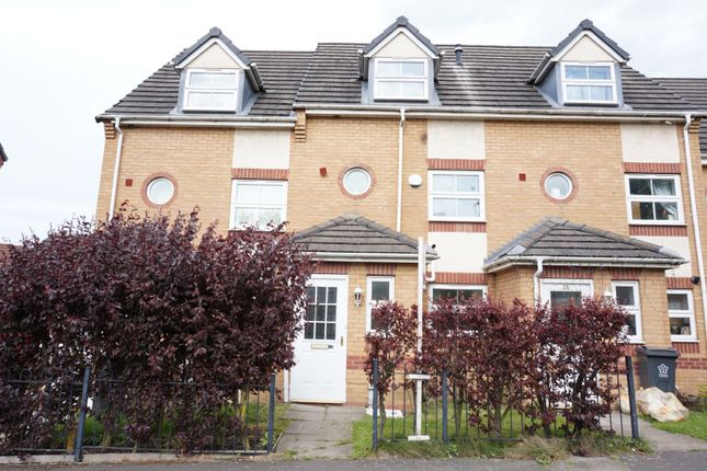 Thumbnail Terraced house for sale in Kestrel Lane, Hamilton
