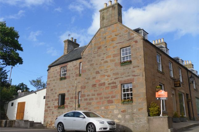 Thumbnail End terrace house for sale in Beautiful Home And Business, 1 High Street, Dornoch