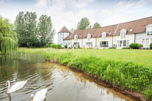 Thumbnail Terraced house for sale in Isis Lake, Spine Road, South Cerney