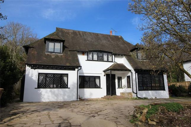 Thumbnail Detached house for sale in Warren Road, Offington, Worthing