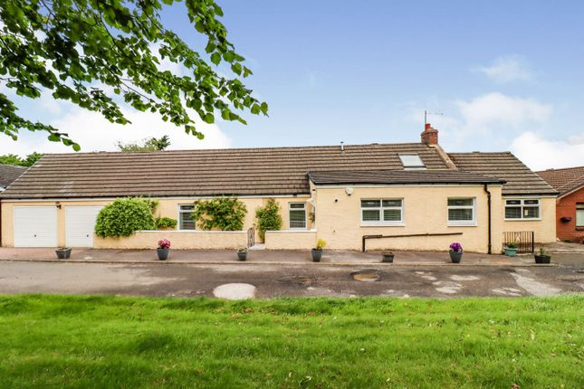 Thumbnail Detached house for sale in Shieldhill, Falkirk