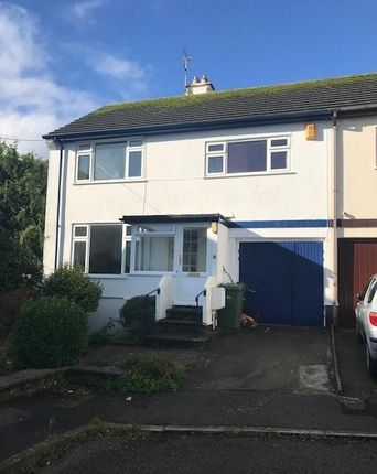 Semi-detached house for sale in Trevale, Tredarvah, Penzance