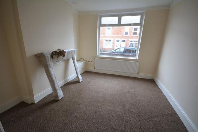 Living Room of David Terrace, Coronation, Bishop Auckland DL14