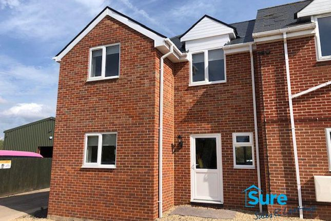 Thumbnail Semi-detached house to rent in Longhorn Avenue, Gloucester