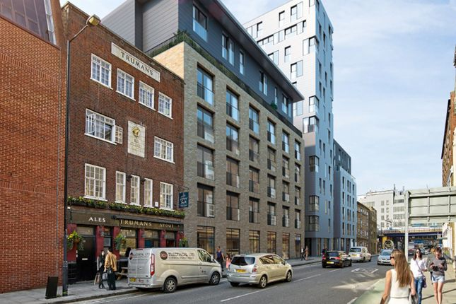 Thumbnail Office for sale in Dock Street, London