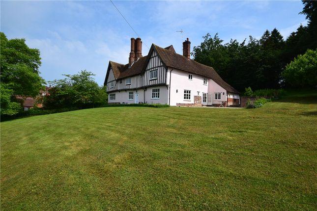 Thumbnail Detached house to rent in Steventon End, Ashdon, Saffron Walden