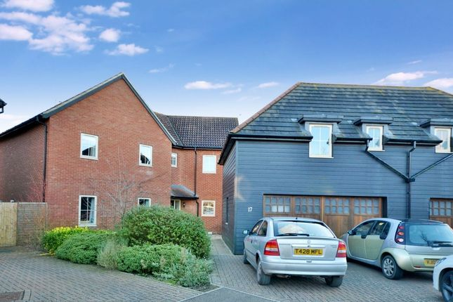 Thumbnail Detached house for sale in Bellrope Meadow Sampford Road, Thaxted, Dunmow
