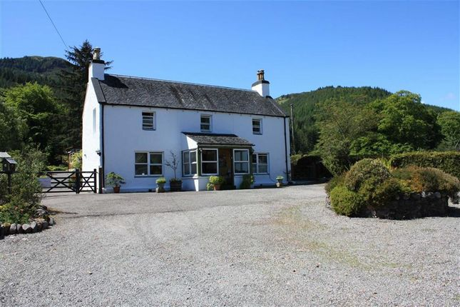 Thumbnail Detached house for sale in Craigellachie, Ratagan, Glenshiel