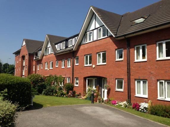 Thumbnail Flat for sale in Arkle Court, The Holkham, Vicars Cross, Chester