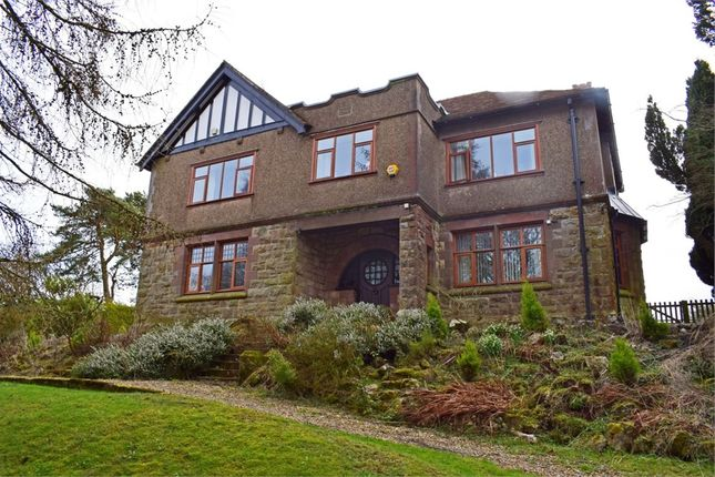 Thumbnail Detached house for sale in Ruthin Road, Bwlchgwyn, Wrexham