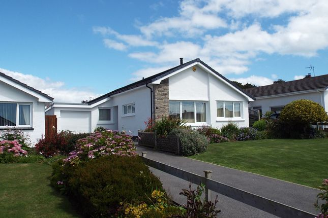 Thumbnail Detached bungalow for sale in 28 Foxhole Drive, Southgate, Swansea