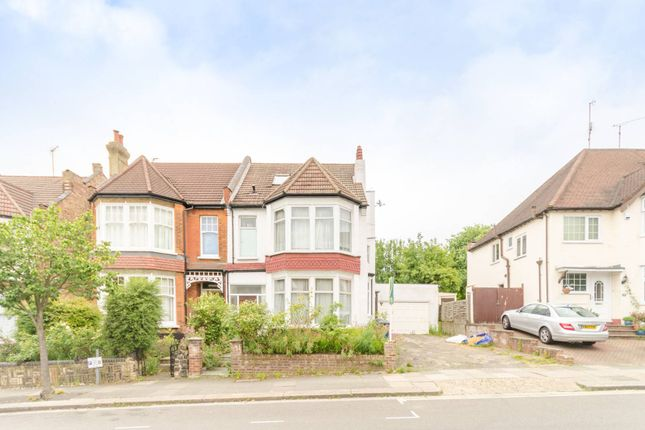 Thumbnail Semi-detached house to rent in Dollis Park, Finchley