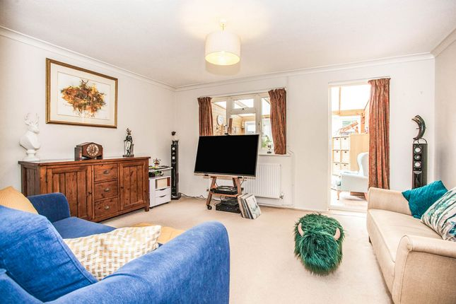 Thumbnail Terraced house for sale in Clare Close, Waterbeach, Cambridge