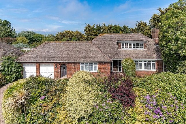 Thumbnail Bungalow for sale in Brookside Road, Kingston Gorse, East Preston, West Sussex
