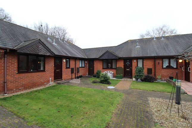 Thumbnail Terraced bungalow for sale in Victoria Gardens, Highwoods, Colchester