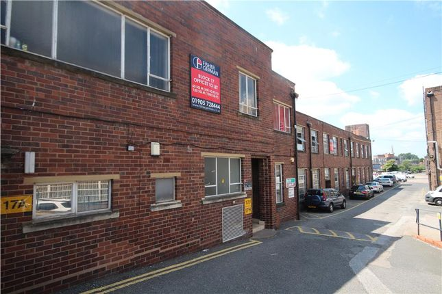 Office to let in Unit 17J, Shrub Hill Industrial Estate, Worcester, Worcestershire