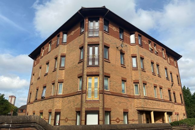 Thumbnail Flat to rent in Southloch Gardens, Springburn, Glasgow