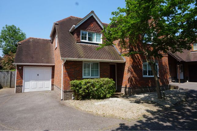 Thumbnail Detached house for sale in Godfrey Close, Sandhurst