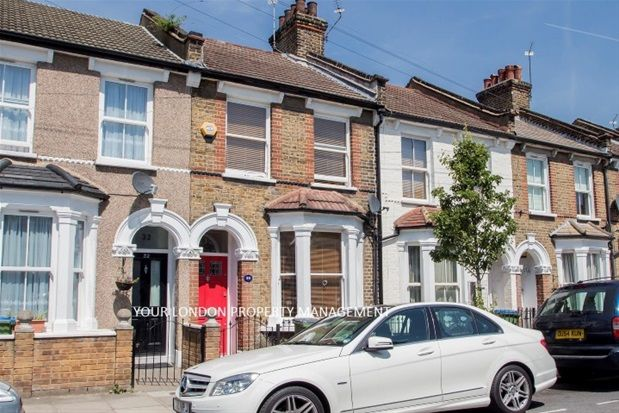 Thumbnail Terraced house to rent in Azof Street, London