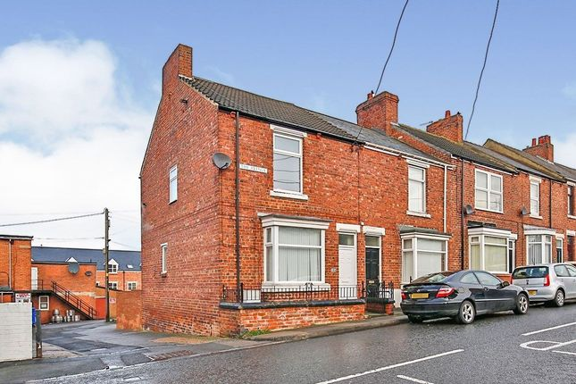 Thumbnail Terraced house to rent in The Avenue, Coxhoe, Durham