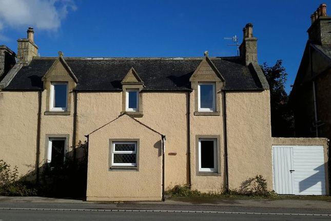Thumbnail Detached house for sale in Lairg Road, Bonar Bridge, Ardgay