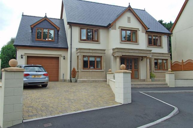 Thumbnail Detached house for sale in Cysgod Y Llan, Llanelli
