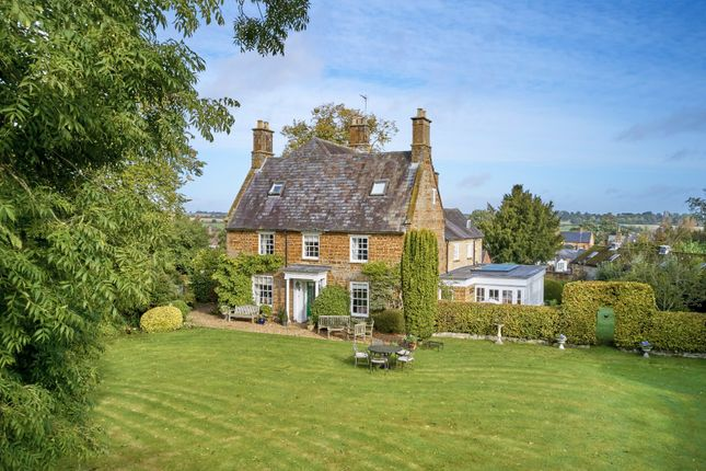 Thumbnail Detached house for sale in Banbury Road, Moreton Pinkney, Daventry, Northamptonshire