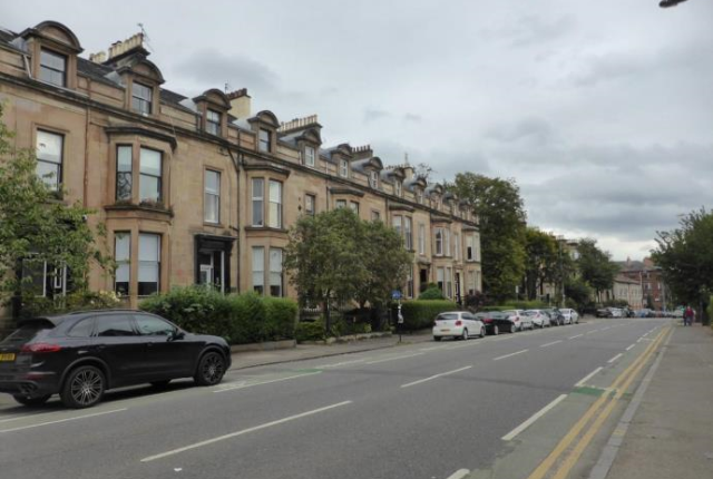 Thumbnail Flat to rent in 78 Highburgh Road, Glasgow