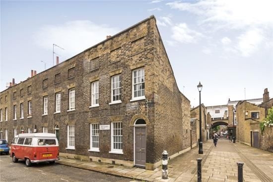 Thumbnail Terraced house for sale in Whittlesey Street, London