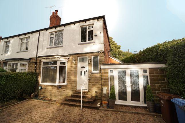 3 bed semi-detached house for sale in 275 Meadow Head, Meadow Head, Sheffield S8