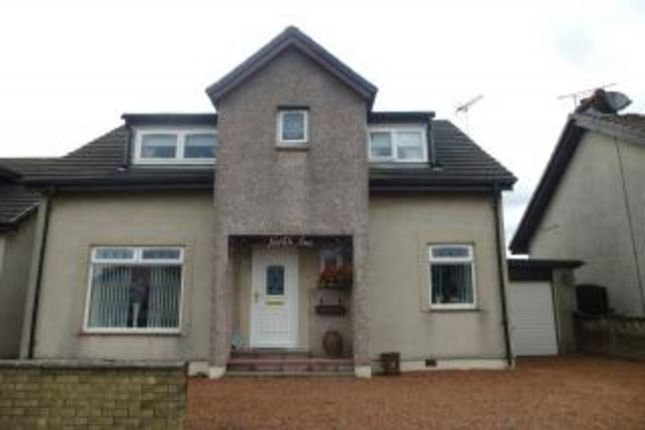 Thumbnail Detached house for sale in Mill Road, Riggend, Airdrie