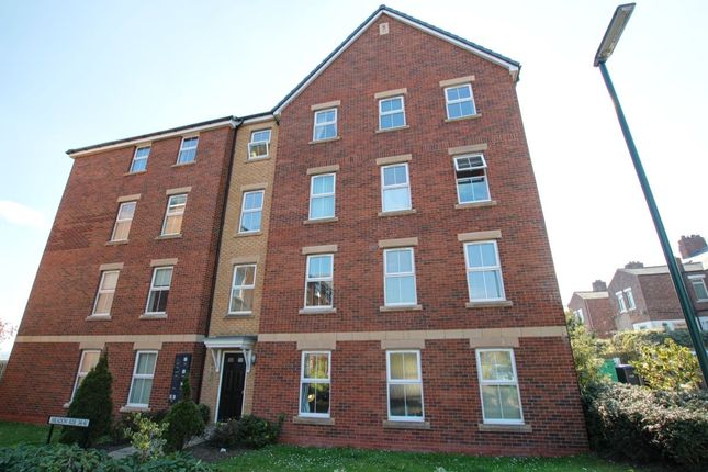 Thumbnail Flat to rent in Meadow Rise, Meadowfield, Durham